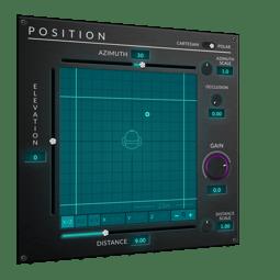 dearVR PRO position module