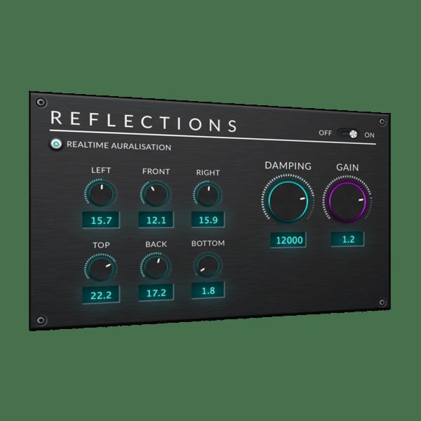 dearVR PRO reflection module