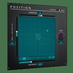 dearVR MUSIC position module