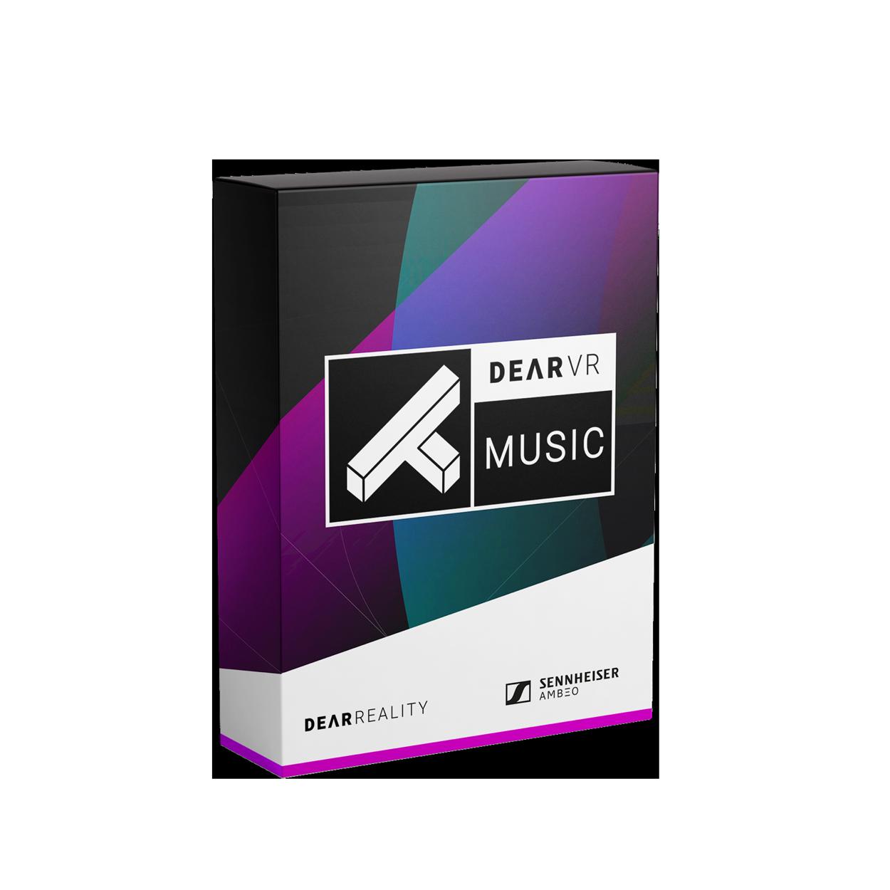 dearVR MUSIC packshot