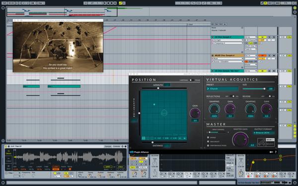 Working with dearVR MUSIC and dearVR PRO