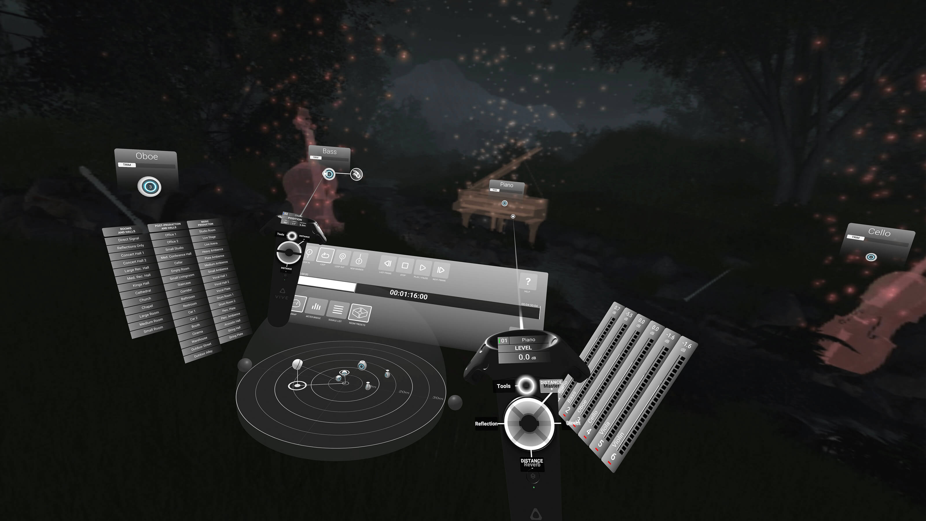 3D audio mixing workflow with dearVR SPATIAL CONNECT